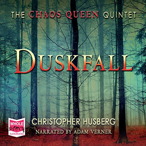 Duskfall audiobook cover art