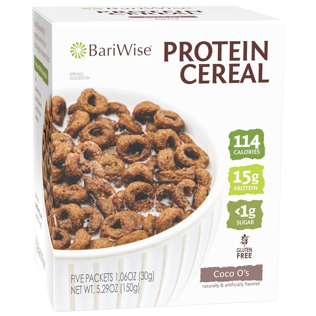 lowest price BariWise Low-Carb High Protein Choice Diet - Cereal Per 15g Ser