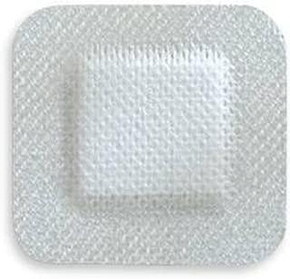 McKesson Island Adhesive DressingsPolypropylene / Rayon 2 X 2 Inch Square - Box of 25