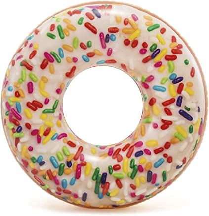 INTEX - Bouée Donut Sucré 114 cm