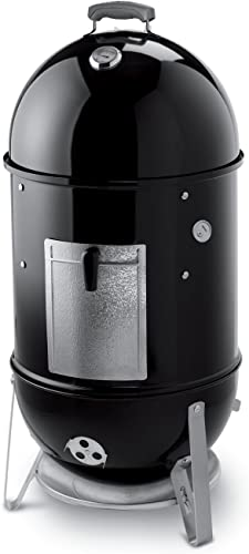 Weber-18-inch-Smokey-Mountain-Cooker,-Charcoal-Smoker