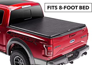 TruXedo Truxport Soft Roll Up Truck Bed Tonneau Cover | 298701 | fits 15-19 Ford F-150 8' bed