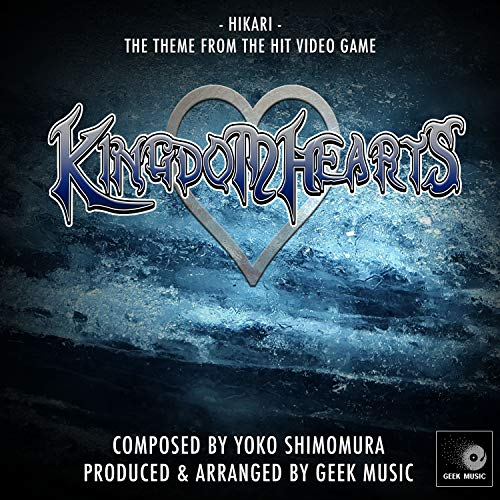 Kingdom Hearts - Hikari - Main Theme