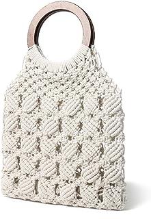 Amazones Bolsos A Crochet