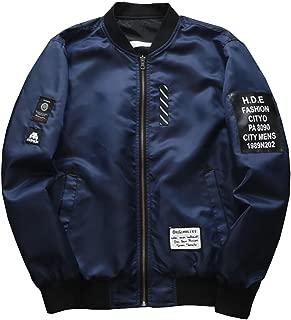 Men's Fashion Reversible Lightweight Bomber Jacket