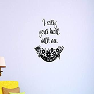 20 Inches X 40 Inches Color Design with Vinyl US V JER 3935 3 Top Selling Decals Heart Football Wall Art Size Multi 20 x 40