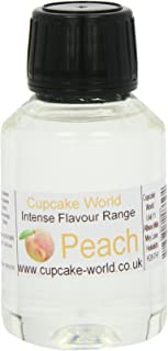 Cupcake World Aromas Alimentarios Intenso Melocotón Total: 100 ml