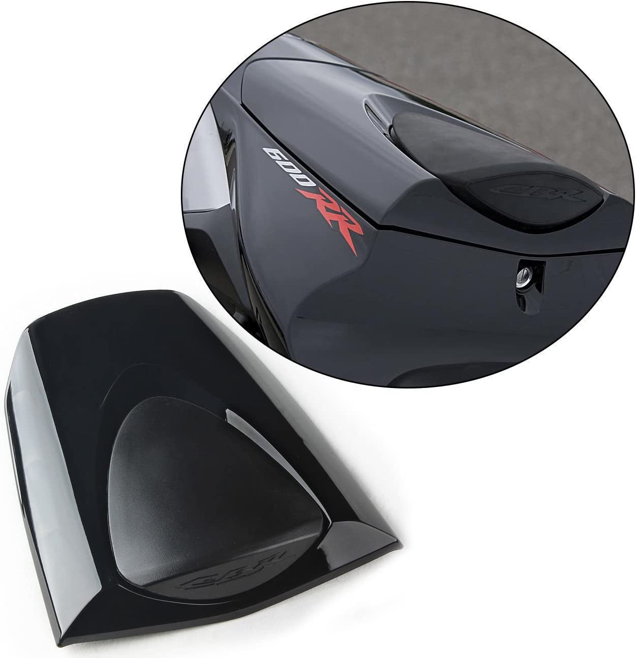 Motorcycles Black Tail Rear Popular brand Seat Cover Plastic Weekly update Cowl Fairing ABS