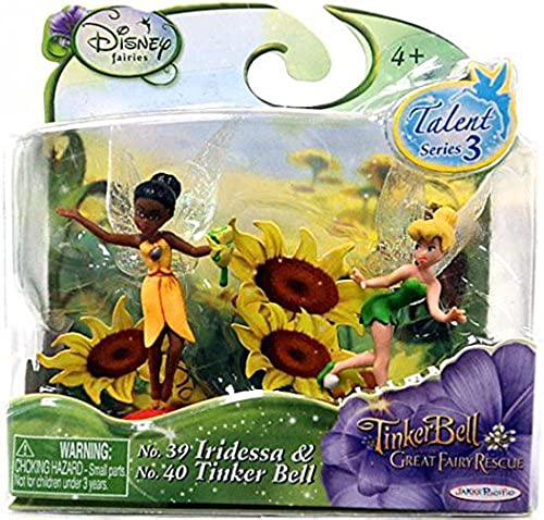 Disney füries Tinker Bell and the Great füry Rescue Talent Series 3 Pack Iridessa Tinker Bell by Jakks Pacific
