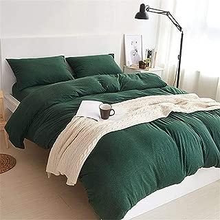 moss green comforter