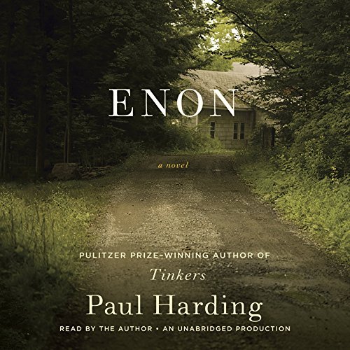 Enon audiobook cover art