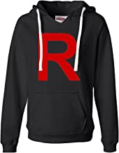 Go All Out Womens Team Rocket Deluxe Soft Hoodie
