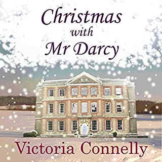 Christmas with Mr Darcy cover art