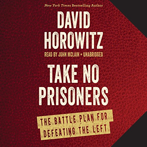 Take No Prisoners audiobook cover art