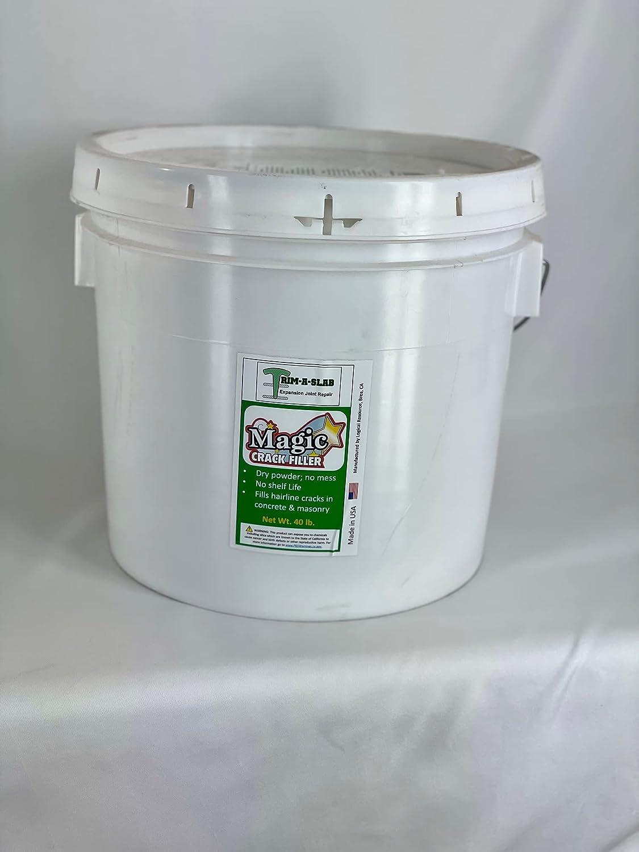 supreme Magic Crack safety Filler- 40lb Bucket