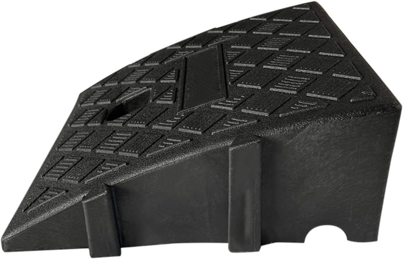 Earlyad Curb Sale SALE% OFF Ramp Portable Lightweight Max 90% OFF Duty Thresh Heavy Plastic