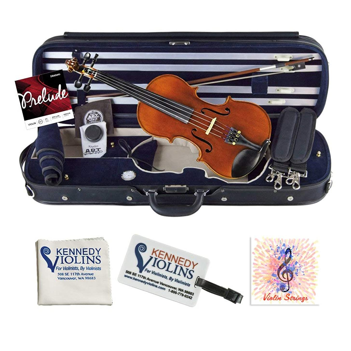 Louis Carpini G2 Clearance Violin Outfit (1/2) LC680