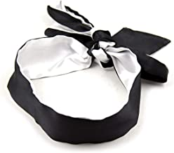 AnHua Satin Blindfold Soft Eye Mask Band Blinder Comfortable Sleep Masks