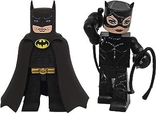 DIAMOND SELECT TOYS DC Movie Classics: Batman & Catwoman Vinimate Vinyl Figures 2 Pack