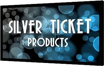 STR-169120-G Silver Ticket 4K Ultra HD Ready Cinema Format (6 Piece Fixed Frame) Projector Screen (16:9, 120
