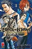 #MYCOMICS Black Clover - Quartet Knights N° 1 - Powers 8 - Planet Manga – Panini Comics – Italiano