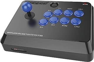 Mayflash PS4にPS3のXboxワン360パソコン&スイッチのアーケードファイトスティックジョイスティック