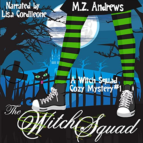 The Witch Squad audiobook cover art