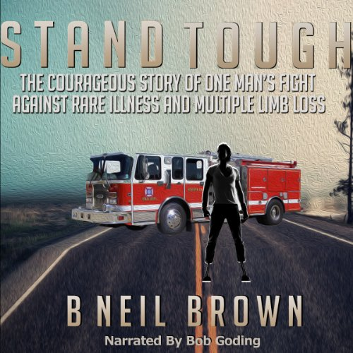 Stand Tough audiobook cover art