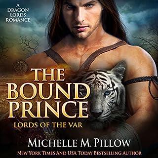 Page de couverture de The Bound Prince