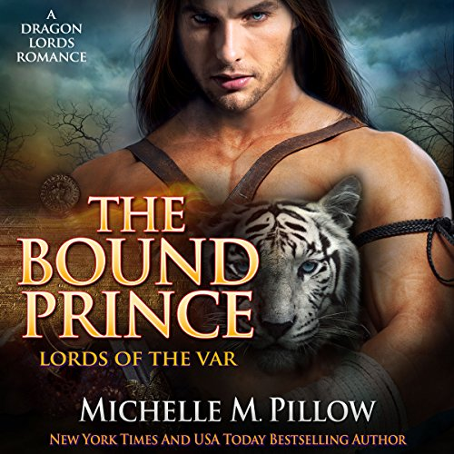 The Bound Prince audiobook cover art