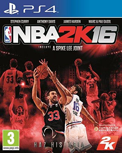 Activision NBA 2K16, PS4
