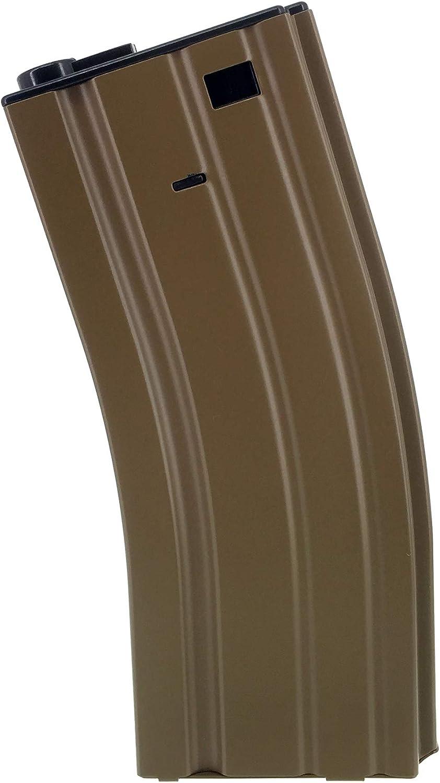SportPro 140 Round Metal Medium Capacity Magazine for AEG M4 M16