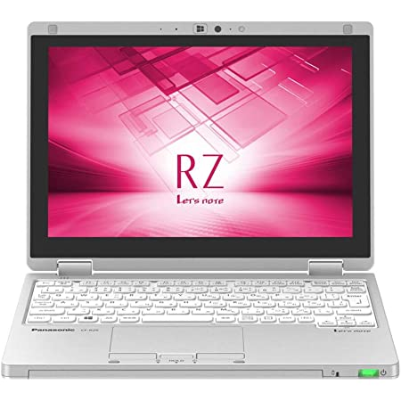 パナソニック(Panasonic) Let's note RZ6 CF-RZ6RFDVS SIMフリー
