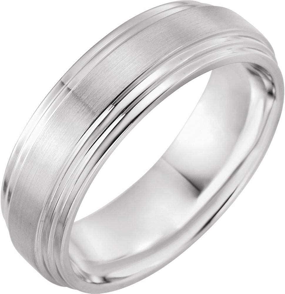 Tarnish Resistant Solid 925 Sterling Double Beveled Silver E 7mm Super Ranking TOP10 sale