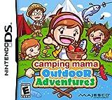 Camping Mama Outdoor Adventures - Nintendo DS
