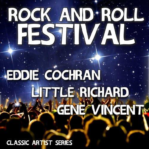 Eddie Cochran, Little Richard & Gene Vincent