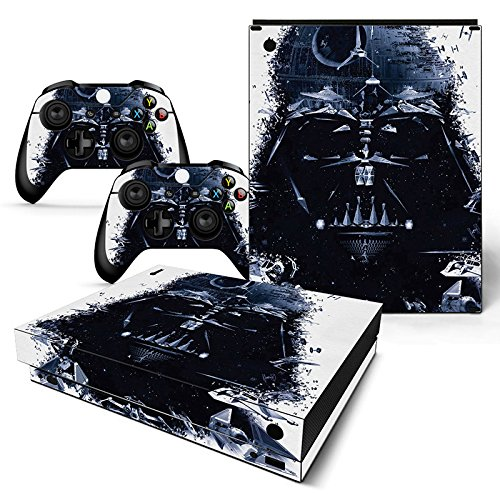 FriendlyTomato Xbox One X Consola y mando inalámbrico Skin Set – Star Warrior – XboxOne X XOX calcomanía de vinilo: Amazon.es: Videojuegos