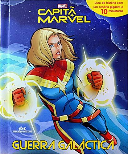 Capitã Marvel – Guerra Galáctica