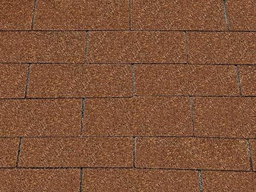 Roofing Shingles (Brown 3-Tab)