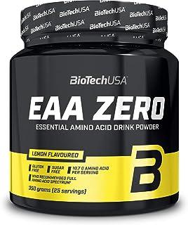 comprar comparacion Biotech USA EAA Zero Aminoácidos Sabor Limón - 330 gr (5999076220564)