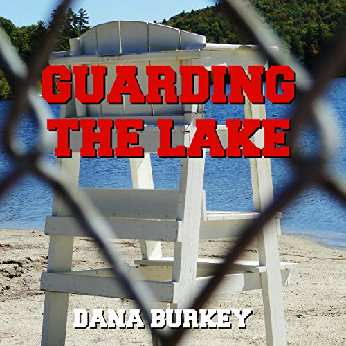 Guarding the Lake audiobook cover art