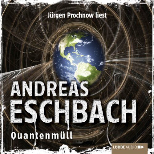 Quantenmüll audiobook cover art