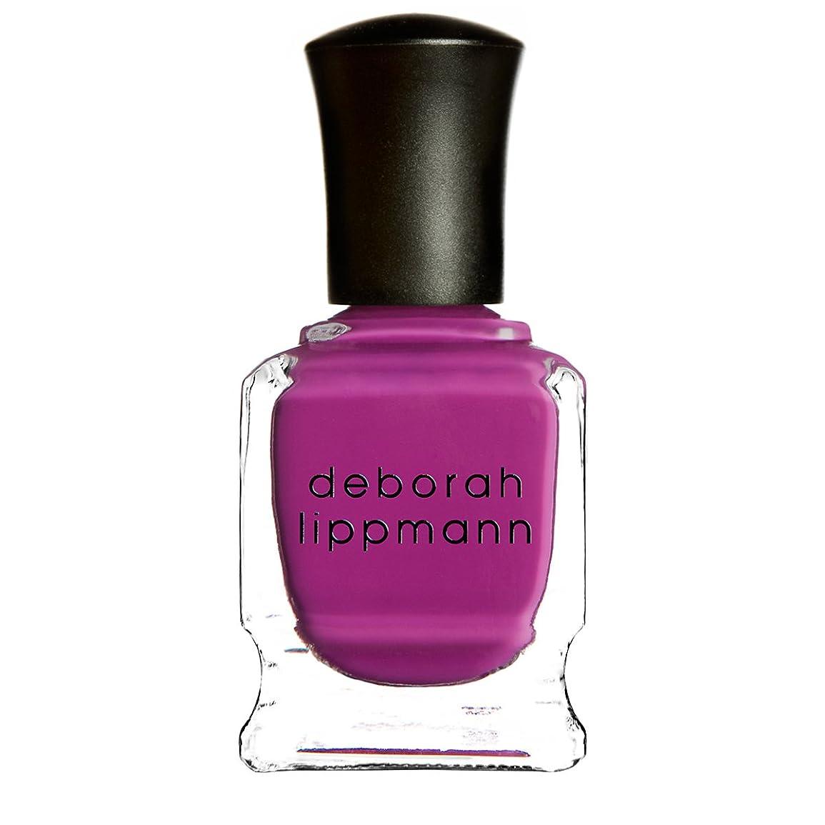 謙虚な選択する豊かにする[Deborah Lippmann] デボラリップマン ポリッシュ ピンク系 15mL (ビトゥイーン ザ シーツ)
