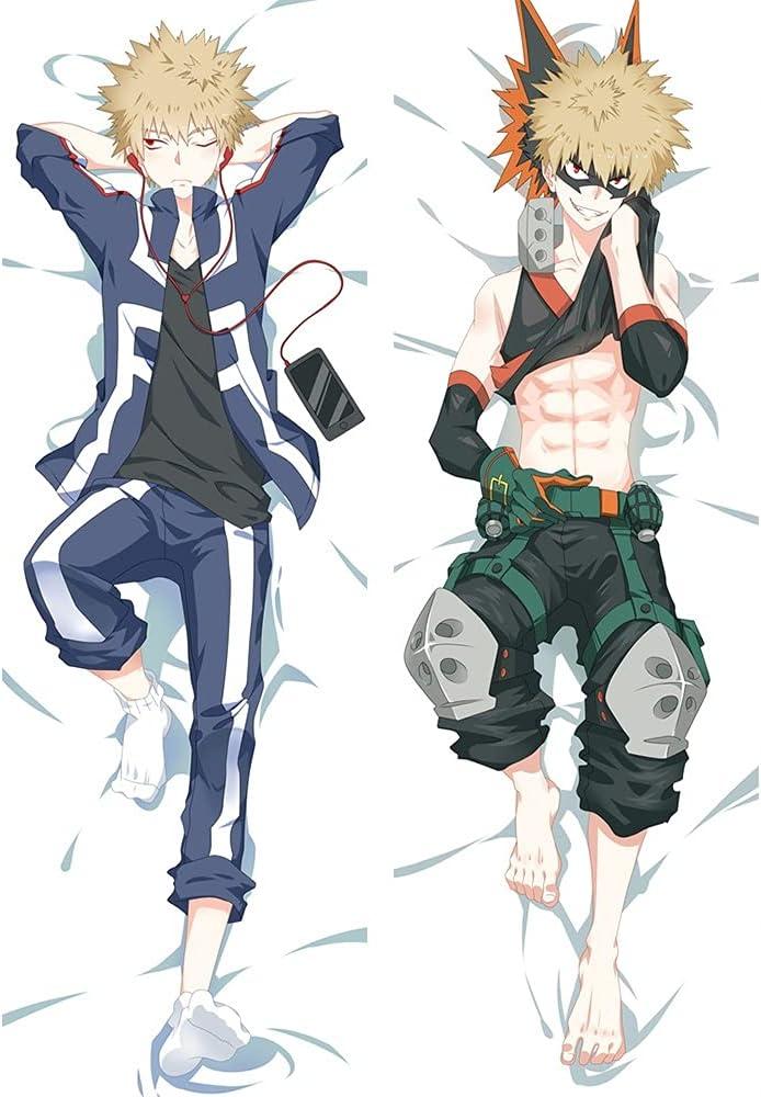 4 years warranty Looxx My Hero Academia Bakugou 711047 Cover Anime Ranking TOP4 Pillow Katsuki
