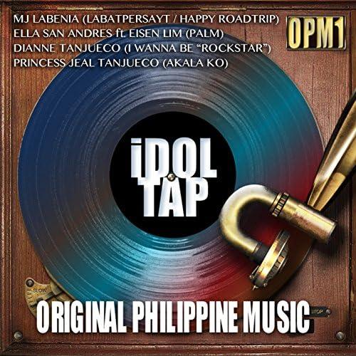 Various artists, MJ Labenia, Eisen Lim, Ella San Andres, Dianne Tanjueco & Princess Jeal Tanjuece