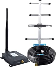 AT&T Signal Booster, AT&T Cell Phone Signal Booster Amplifier for Home - AT&T U.S. Cellular Cricket T-Mobile 4G LTE 700mhz Band 12/17,Increase Data Speed and No More Dropped Calls
