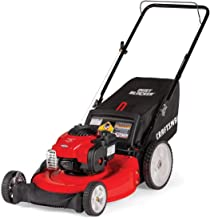 Best craftsman rotary lawn mower 6.75 hp Reviews