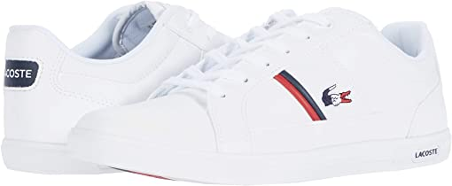 White/Navy/Red