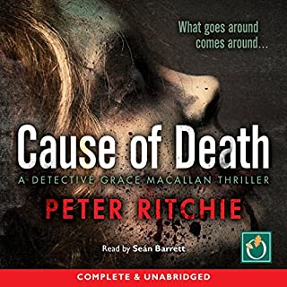 Cause of Death cover art