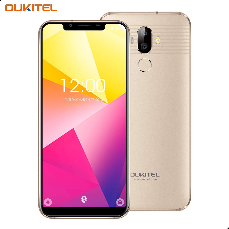 OUKITEL U18 – Smartphone Libre DE 5.85